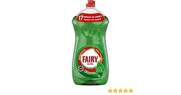 Fairy - Líquido lavavajillas a Mano Original 1,190 ml: Amazon.es ...
