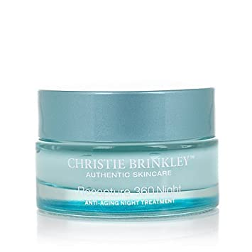 Christie Brinkley Recapture 360 Night Cream, 1 fl oz 30mL