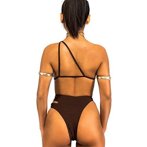 Suit Bain Woman fashion Bikini Maillot coloré Taille M M Bikini Fuweiencore De nxRfX
