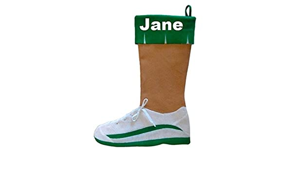 Swim fin stocking with FREE embroidered name