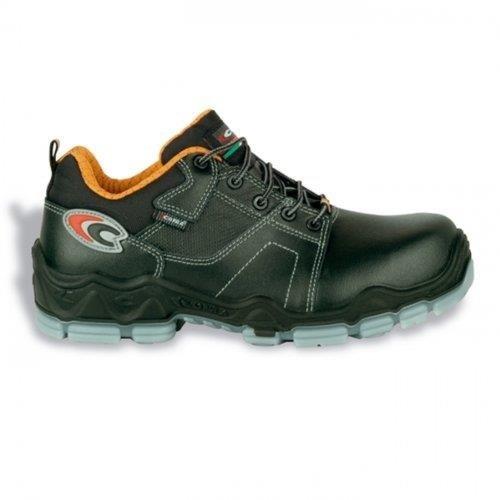 Cofra, 20090-000, Scarpe di sicurezza S3 SRC benessere Tiziano, scarpe prive di metalli, taglia 42, colore marrone