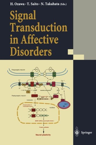 Signal Transduction in Affective Disorders