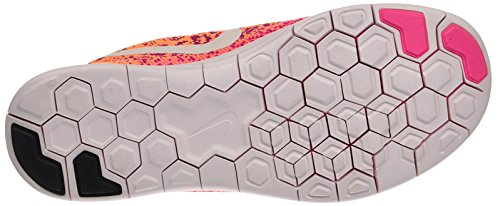 pnk Nike Naranja Free Orng Pnk fr White Distance Laufschuhe Bls Wmns Atmc RN Damen rqrC7