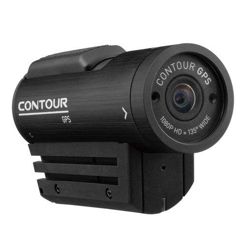 Contour 【日本仕様正規品(日本語マニュアル付)】Contour GPS フルHD ウェアラブルビデオカメラ #1419 B004TROYDO