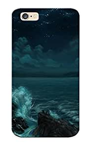 Fashion Protective Sirenia Gothic Metal Heavy Fantasy Ocean Sea Mood Women Girl Girls Case Cover Design For Iphone 6