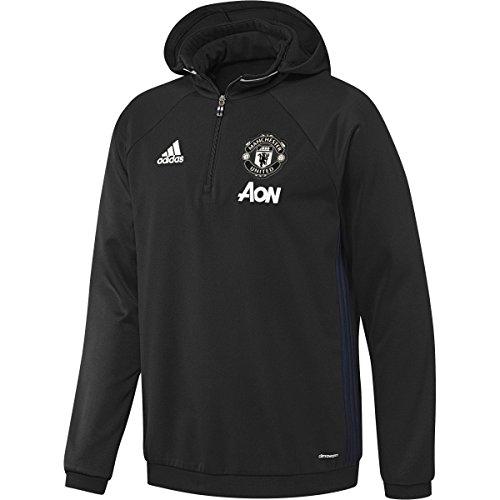 adidas-mens-manchester-united-1-4-zip-fleece-top-large-black-collegiate-navy-white