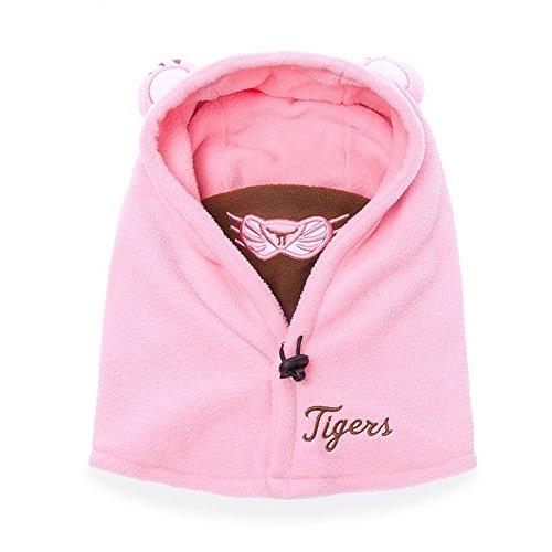 kaguster Baby Boys Girls Hats Masks 2 In 1 Function Crash Helmet (tiger, (Tigger Mask)