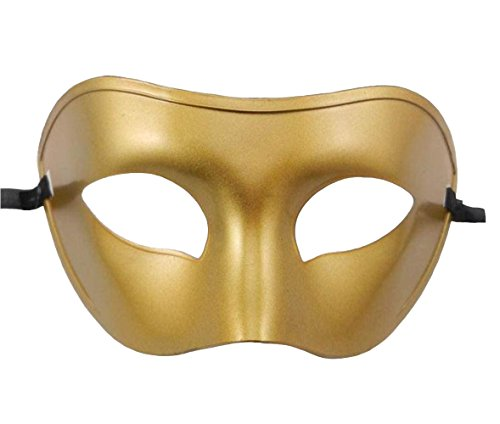 New World Man Woman Venetian costume masquerade carnival mask (Lady Costume Mask)