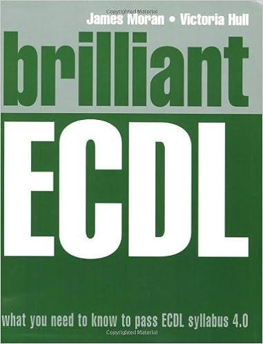 Brilliant ECDL
