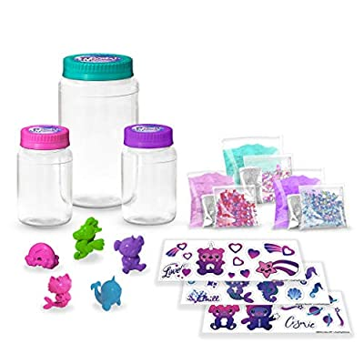 Canal Toys So Glow DIY Magic Jar Kit-Combo Glitter Water (25Piece), Multicolor: Toys & Games