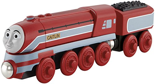 Fisher-Price Thomas & Friends Wooden Railway Caitlin