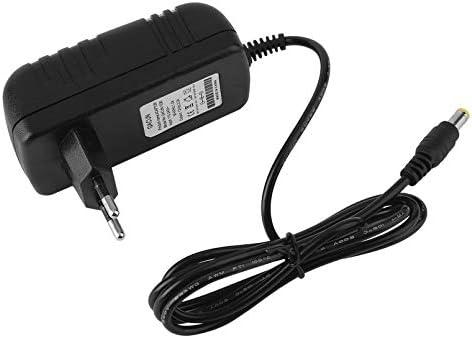sahnah Universal Portable DC12V 3A 36W 5.5mm*2.1mm Power Supply Adapter Converter 100-240V Wide Input Range Supplies
