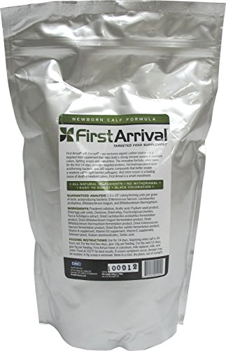 FIRST ARRIVAL TARGETED FEED SUPPLEMENT FOR CALF - 800 GRAM POUCH by DavesPestDefense
