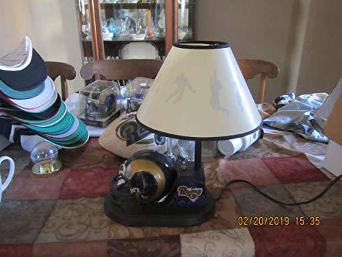 Lamp Rams Louis - St. Louis Rams kids room lamp with three settings 12