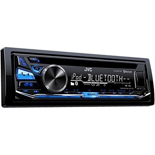 chollos oferta descuentos barato JVC KD R871BT R CD MP3 con Bluetooth USB entrada auxiliar