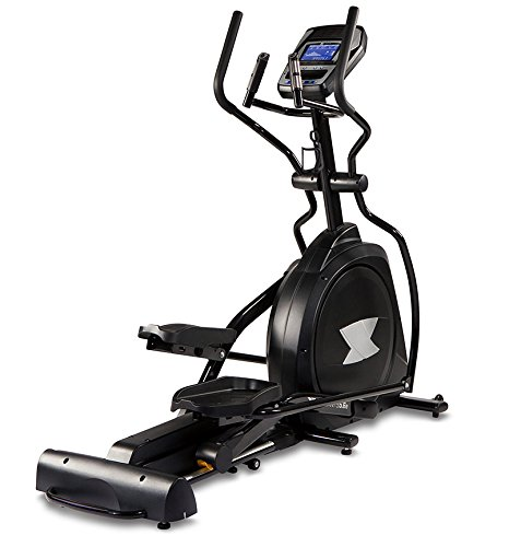 XTERRA Fitness FS5.6e Residential Elliptical Trainer - Free Style 5.6e Incline Elliptical Machine for Cardio Workouts at Home