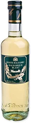Mazzetti Bianco - Italian White Wine Sweet Balsamic Vinegar - 500 mL