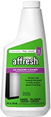 Affresh Ice Machine Cleaner is nickel-safe and specially formulated to remove hard water and mineral build-up from your machine so you can enjoy great-tasting ice and keep your machine clean