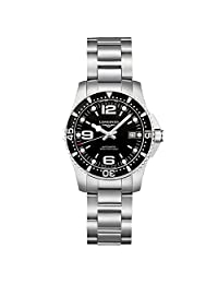 Womans watch R. LONGINES HYDROC. AC/AC AUT SRA E/B/NE L32844566
