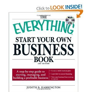 The Everything Start Your Own Business Boo 3rd (Third) Edition byHarrington pdf