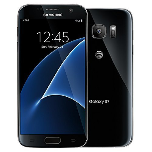 Samsung Galaxy S7 G930A 32GB Black Onyx - Unlocked GSM (Certified Refurbished) by Samsung
