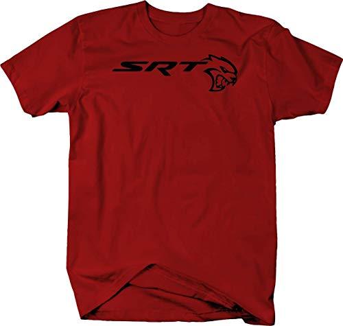 SRT Hellcat Mopar Charger Challenger Racing Color Tshirt - XLarge