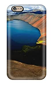 David R. Spalding's Shop New Style New Style Tpu 6 Protective Case Cover/ Iphone Case - Arctic Volcanic Lake 6667040K83277898