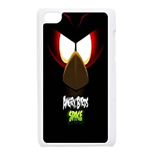 Angry Birds iPod Touch 4 Case White Zxiqs