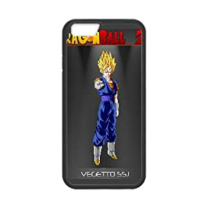 Vegetto Dragon Ball Z Anime iPhone 6 4.7 Inch Cell Phone Case Black yyfabb-155031
