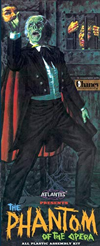 Lon Chaney Phantom of The Opera 1/8 Plastic Model Kit Atlantis Toy and Hobby from Atlantis Toy and Hobby
