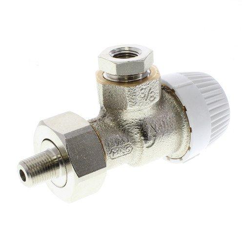 (Honeywell V2042HSL10 One-Pipe Steam Radiator Valve, 1/8