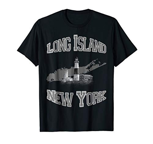 Long Island NY Montauk Lighthouse T-Shirt