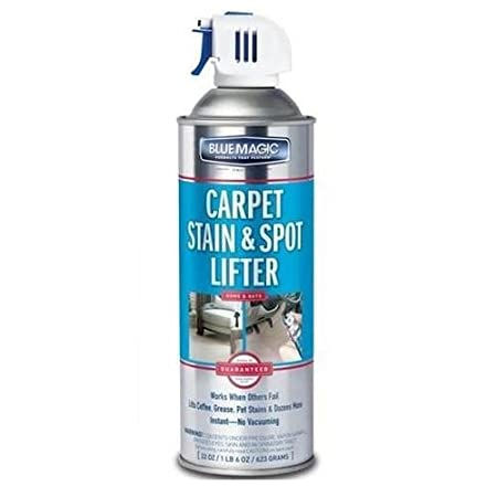 BlueMagic 900 Carpet Stain & Spot Lifter - 22 oz. Aerosol Can Blue Magic