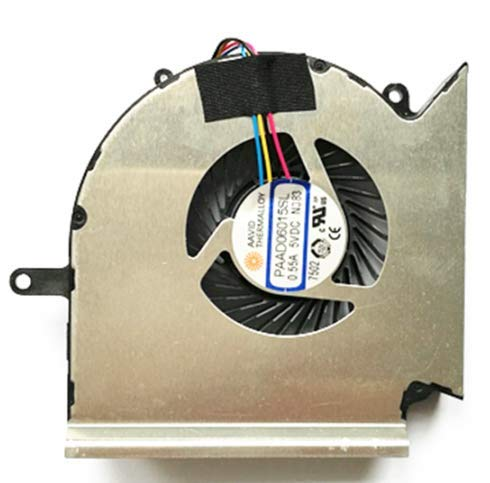 MSI GE63VR MS-16P1 GE73VR MS-17C1 CPU Cooling Fan PAAD060...
