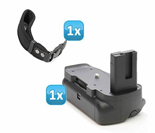 Profi Batteriegriff für Nikon D5200, D5100 -