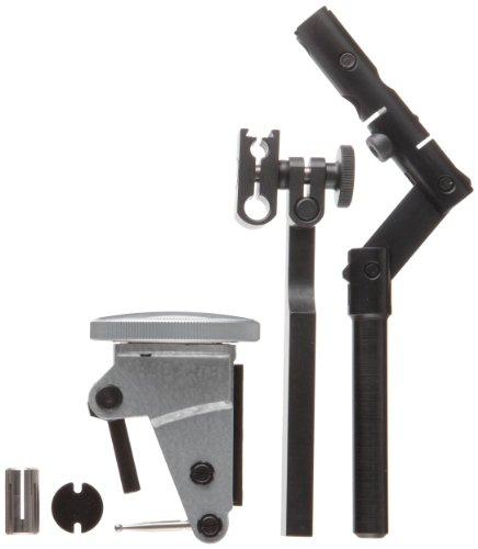 Brown & Sharpe TESA 74.111507 Interapid Full Indicator Set with Accessories, Vertical Type, M1.7x4 Thread, 4mm Stem Dia. (6 Piece Set)