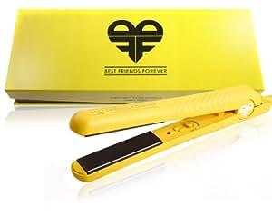 Amazon Com Bff Pro Flat Iron Ceramic Hair Straightener