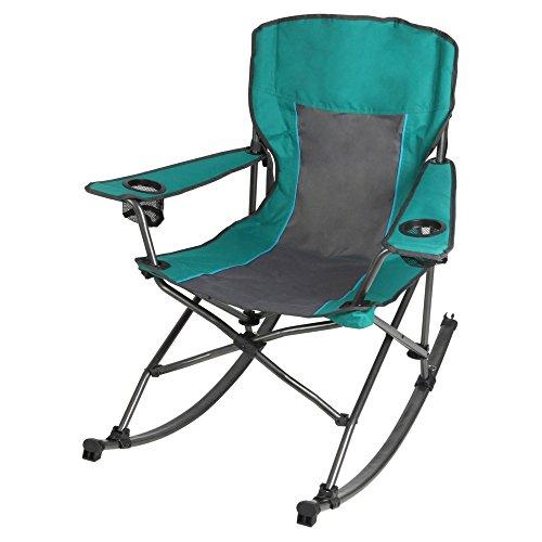 Cheap Ozark Trail Rocking Chair, Green