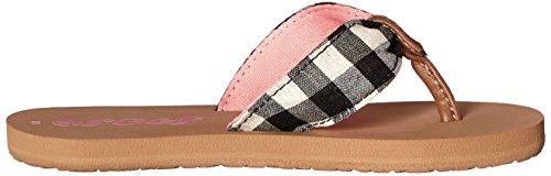 Reef Grom Stomper, Zapatos de Primeros Pasos para Bebés Marrón (Black / Brown)