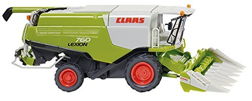 Amazon com: Claas Lexion 760 combine with Conspeed corn