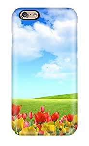 Fashion Protective Screensaver Case Cover For Iphone 6