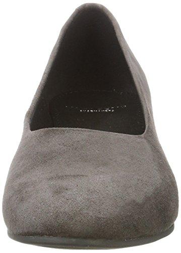 Scarpe Tacco Col dark Grey Punta Jamilla 18 Donna Vagabond Grigio Chiusa q57SwxnE