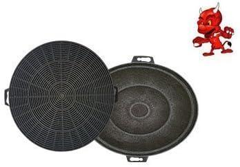 1 filtro de carbón activo filtro Filtro de carbón para campana Campana Balay 3bd764b: Amazon.es: Iluminación