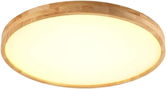 40W LED Deckenleuchte Modern Runde Deckenlampe für Schlafzimmer Wohnzimmer Flur