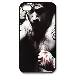 iphone covers CTSLR Tom Hardy Protective Hard Case Cover Skin for Apple Iphone 6 plus- 1 Pack - Black/White - 2