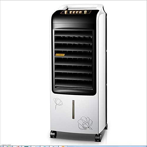 YNN Enfriador de Aire evaporativo portátil de 4 en 1 80W con ...