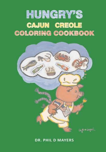 Search : Hungry's Cajun Creole  Coloring Cookbook