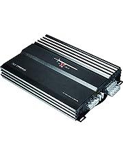 Excalibur X500.4 4-kanaals eindversterker auto - auto autoradio versterker 4 x 500 Watt - MOSFET 2000 Watt Max