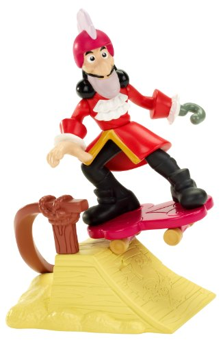 Fisher-Price Jake and The Never Land Pirates Hook - Fisher Price Skateboards