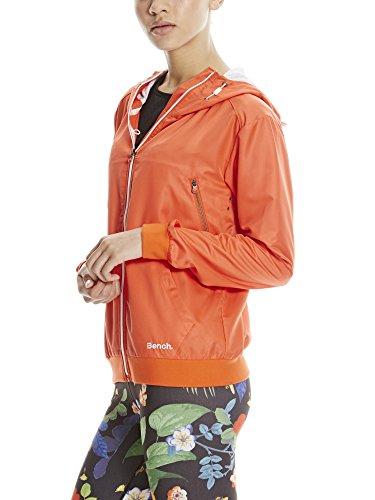 Or058 Bench Orange Lightweight Sports Bomber Jumper Orange Women's U70qg